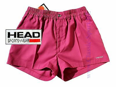T-322) orig. 90er HEAD / Portugal Tennis-Shorts He:46+48 NEU !