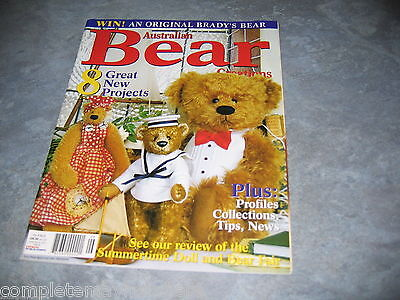 Australian Bear Creations Vol 8 No. 8 Outfits Collections