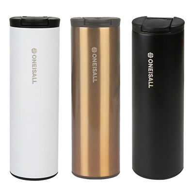 AU Stainless Steel Vacuum Thermos Travel Mug Insulated Flask Coffee Water Bottle