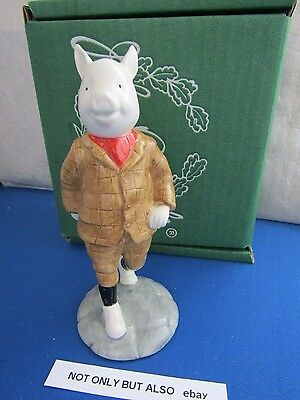 Beswick Ware Podgy Pig Limited Edition from Rupert