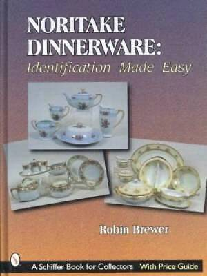 Noritake China Dinnerware Pattern ID$$ Book Nippon Up