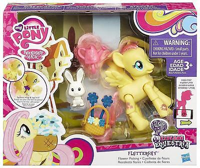 My Little Pony Equestria Action Pack Girls Doll Playset Figure & Accessories