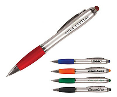 Twist Pens Stylus Pens Personalized Imprint Cheap Handout Marketing Advertising