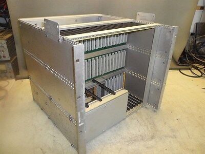 Advanced Control Technologies Vme Chassis Tsr9U84 34-21-10-10 Powers On-Parts