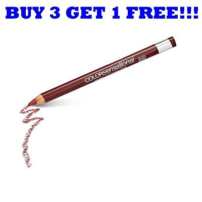 Maybelline Lip Pencil Color Sensational Hollywood Red 540