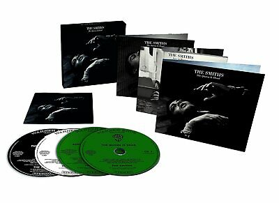 THE SMITHS 'THE QUEEN IS DEAD' 3 CD + DVD Deluxe Edition (2017)