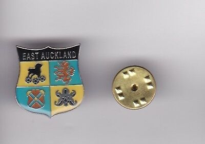 East Auckland ( New Zealand  ) - lapel badge butterfly fitting