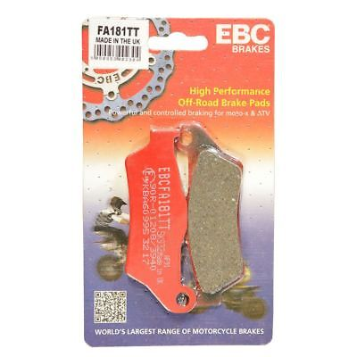 ebc fa181tt motorcycle front brake pads ktm 450 exc 03 15 picclick uk. Black Bedroom Furniture Sets. Home Design Ideas