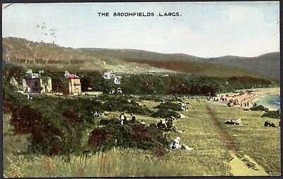 Largs, Ayrshire, The Broomfields PU 1929