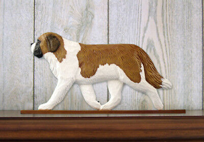 Saint Bernard Sign Plaque Wall Decor