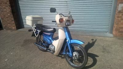 Honda C90 Cub (Crunchie) Scooter/Moped in very nice condition