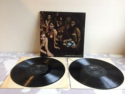 Jimi Hendrix Experience - Electric Ladyland Double Vinyl Album On Track - Rare