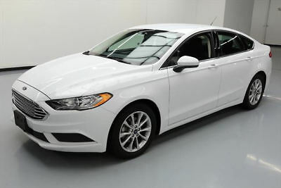 2017 Ford Fusion SE Sedan 4-Door 2017 FORD FUSION SE CRUISE CTRL BLUETOOTH REAR CAM 31K #146844 Texas Direct Auto