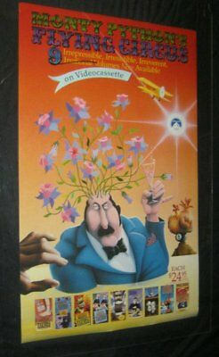 Original MONTY PYTHON'S FLYING CIRCUS Video Release  MAKE OFFER!!!