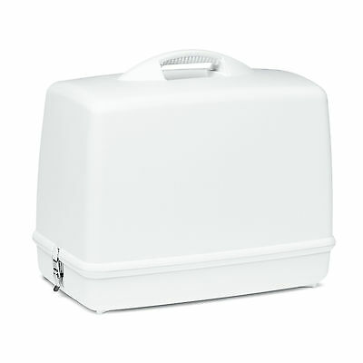 Deluxe Hard Carrying Case For Free Arm Sewing Machines