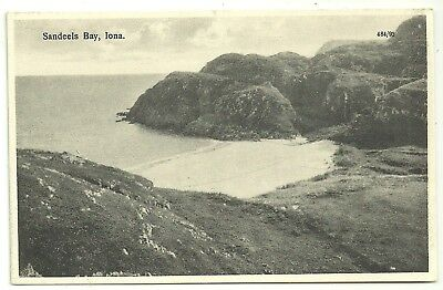 Iona postcard Sandeels  Bay