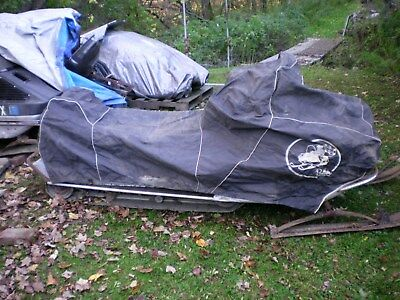 vintage arctic cat 1967 panther cover