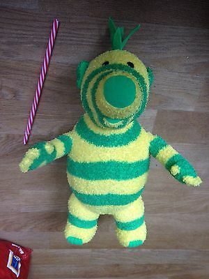 Fimbles Fimbo Soft Toy Yellow And Green Appox 12 Inch