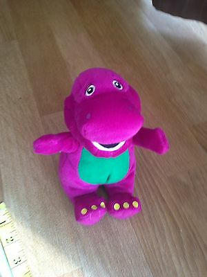 Barney Small Soft Toy