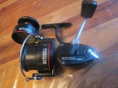 Vintage Classic Mitchell 300s Fishing reel Excellent condition. Superb !