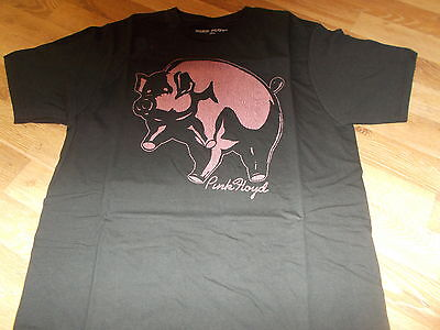 Pink Floyd Large Size T-Shirt Pig