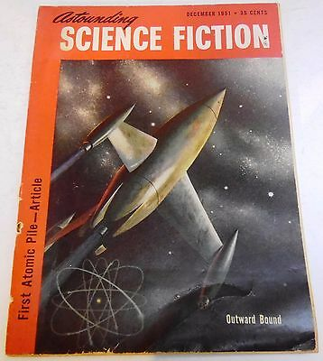 Astounding Science Fiction – US digest – Vol. 48 No. 4 - Dec. 1951 - Julian May