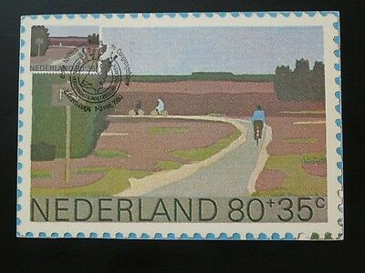 bicycle cycling maximum card Netherlands 71971