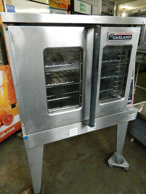 Garland Mco-Gs-10 Master 200 Single Deck Nat Gas Convection Oven
