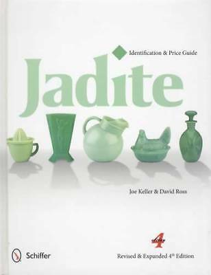 Jadite Collector ID Price Guide 4th Ed w McKee, Jeannette, Anchor Hocking & More