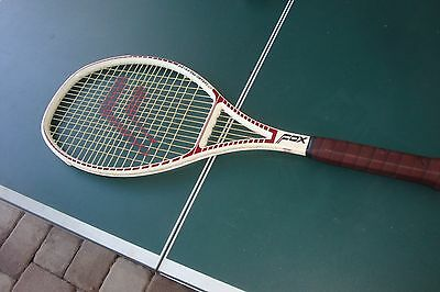 "Fox Bosworth ATP Ceraminc Pro WB 215 Tennis Racquet ""NEAR MINT"""