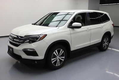 2016 Honda Pilot  2016 HONDA PILOT EX 8-PASS REAR CAM POWER LIFTGATE 11K #041725 Texas Direct Auto