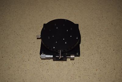 ++ Precision Rotator Unit With Base Plate
