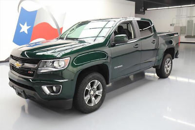 2016 Chevrolet Colorado Z71 Crew Cab Pickup 4-Door 2016 CHEVY COLORADO Z71 CREW NAV REAR CAM HTD SEATS 22K #195265 Texas Direct