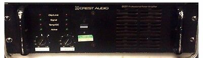 Crest Audio 8001 Professional Power Amplifier