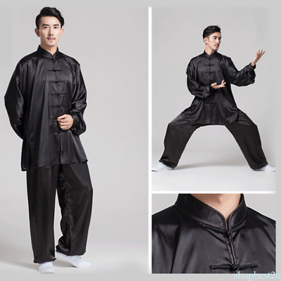 Brand New Chinese Kung Fu Uniforms Martial Arts Tai Chi Suits Wushu Clothing