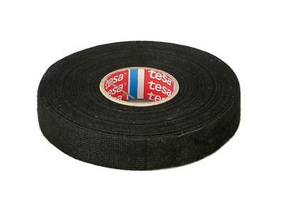 Cloth Tape Black Length x Width: 25 M x 0 3/4in (1 pc)