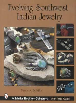 Southwest Native American Indian Jewelry Guide incl Navajo Silver & Turquoise