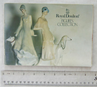 1987 Royal Doultion Figures Collection Book No. 20