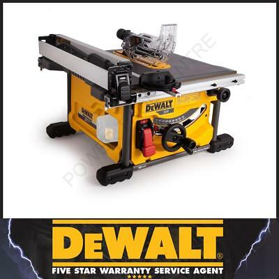 Bon DeWalt Reconditioned DCS7485N Cordless FlexVolt Table Saw 18 54 Volt Bare  Unit