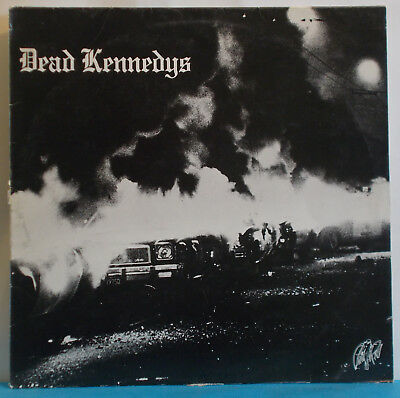 DEAD KENNEDYS Fresh Fruit For Rotting Vegetables UK White Vinyl LP - Punk Jello