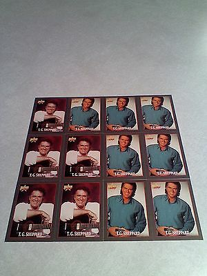 *****T.G. Sheppard*****  Lot of 34 cards.....3 DIFFERENT