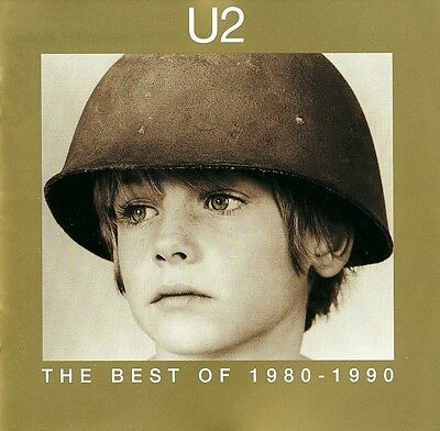 U2 The Best Of 1980-1990 CD BRAND NEW