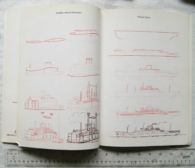 1990 Draw 50 Boats, Ships, Trucks & Trains by Lee J. Ames