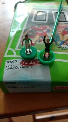 Subutteo 63025 Celtic/Shamrock Rovers Team Boxed