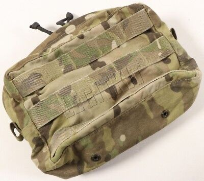 "Tyr Tactical General Purpose Utility Pouch MOLLE Multicam 8""x6"" GP Admin"