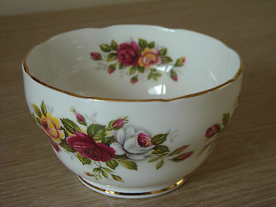 Vintage Sugar Bowl Duchess Bone China  England