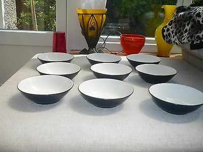 Marks & Spencer Sennen pudding/cereal bowls x 9 D/W F M/W safe