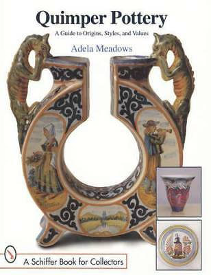 Quimper: French Folk Art Pottery - Collectors Guide - Origins, Styles & Values
