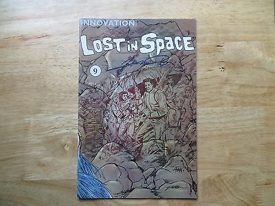 1992 Vintage Innovation Lost In Space # 9 Signed By George Perez, With Poa