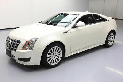 2014 Cadillac CTS Base Coupe 2-Door 2014 CADILLAC CTS 3.6 COUPE AUTO BOSE BLUETOOTH 31K MI #155352 Texas Direct Auto